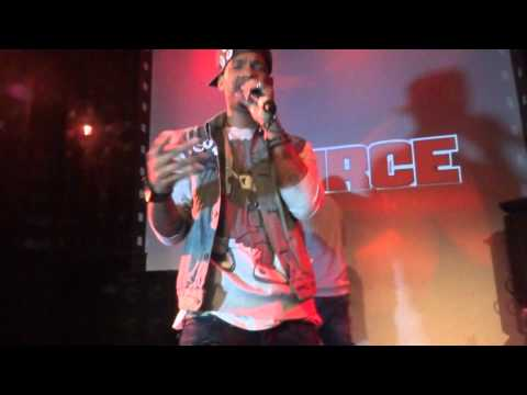 """THE SOURCE Presents: Obie Trice & Drey Skonie performing """"Spend the Day"""" in NYC at SOB's"""