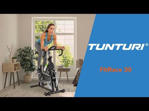 Promovideo: Cyklotrenažér TUNTURI Fitrace 30