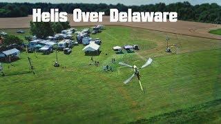 Helis Over Delaware 2018