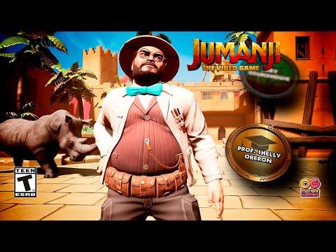 JUMANJI: The Video Game | Official Trailer thumbnail