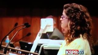 Springfield MO NORML: Cannabis Ordinance City Hall Battle KSPR 33