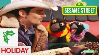 Sesame Street: Jingle Bells with Brad Paisley and Grover