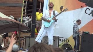 """311 """"Lose"""" (live 311 Caribbean Cruise) at Half Moon Cay Bahamas"""