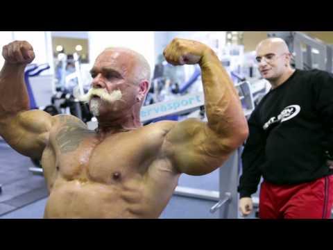 Best Body Nutrition Athletentreffen Gunnar Paasche Bodybuilding Deutschland Posing 2010