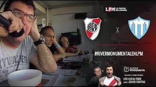 EN VIVO - River vs Argentino de Merlo - Copa Argentina 2019