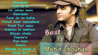 BEST of Mohit chauhan | Mohit chauhan hit songs | Mohit chauhan songs