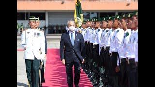 Lawatan rasmi dan Perundingan Tahunan Ketua-Ketua Kerajaan Kali Ke-23 Malaysia & Brunei Darussalam