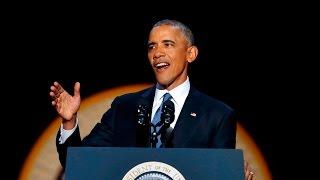 Watch Barack Obama
