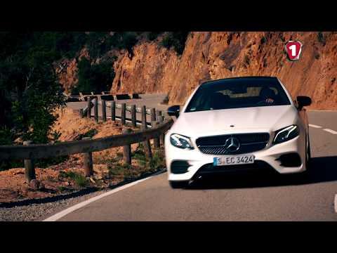 Mercedes Benz  E Class Coupe Купе класса E - тест-драйв 4