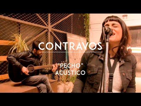 Contravos video Pecho - CMTV Acústico 2016