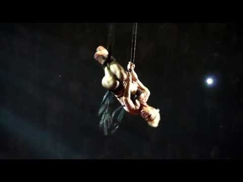 Pink - Try  (Live - Manchester Arena, UK, 15th April 2013) P!nk