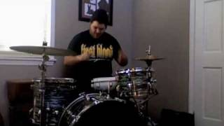 Jonezetta- Get Ready(Hot Machete) Drum Cover