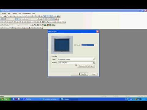 Symulator PLC - HMI XG5000 i XPBuilder - zdjęcie