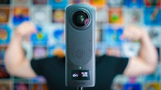 Ricoh Theta Z1: The DSLR of 360 Cameras?