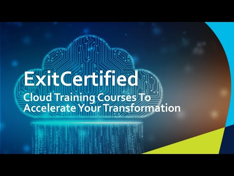 Cloud Training Courses To Accelerate Your Transformation ...