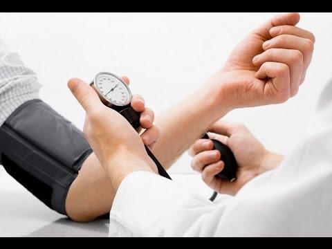 La presión arterial que medida