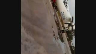 preview picture of video 'cubana air ... volo interno da brividi a cuba ...'