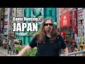 Metal Jesus in JAPAN Game Hunting in Osaka Kyoto Tokyo