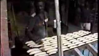 preview picture of video 'Making Bread in Mimongo Chez Marega'
