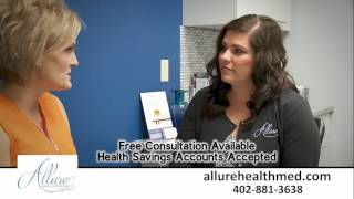 Linda's Experience at Allure Health