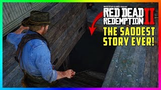 This SECRET Trap Door Reveals The SADDEST Story Of All Time In Red Dead Redemption 2! (RDR2 Secrets)