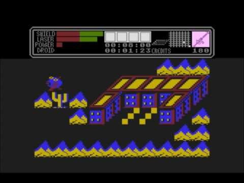 Colony for the Atari 8-bit family