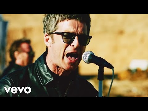 Noel Gallagher's High Flying Birds - If Love Is The Law (Official Video)