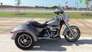 858225   2017 Harley Davidson Freewheeler Trike   FLRT Used motorcycles for sale