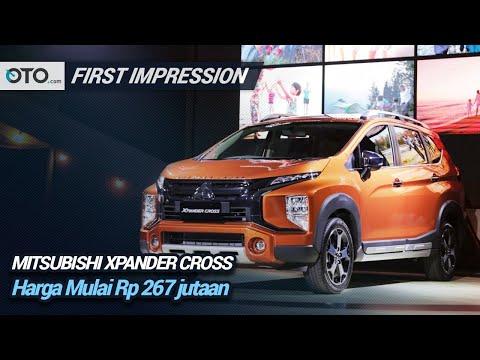 Mitsubishi Xpander Cross | Harga Mulai Rp 267 jutaan | OTO.com