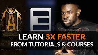 Do This to Learn 3x Faster from Music Tutorials and Courses