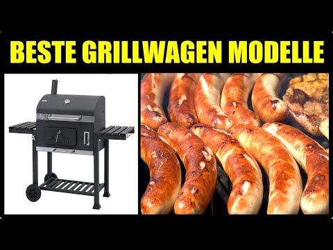 ► DIE BESTEN GRILLWAGEN / STANDGRILL TOP 5 ★ Holzkohlegrill Toronto Click ★ Gas & Holzkohle Grill