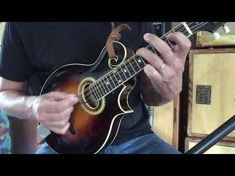 The classic mandolin intro to Atlantic City by The Band