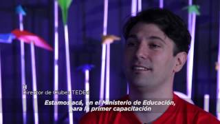 Charlas Clubes TEDEd - Video Youtube