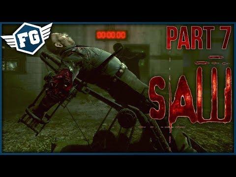 Saw: The Video Game #7 - Zbytečná Záchrana