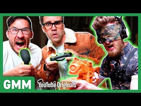 GAMER CONTROL: Markiplier