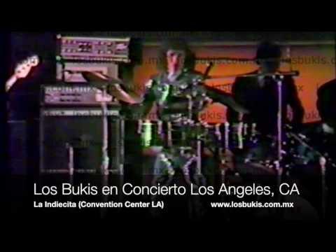 Los Bukis en Concierto - La Indiecita - Los Angeles, CA