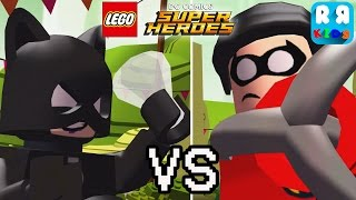 LEGO DC Super Heroes Mighty Micros  - Robin vs Cat Woman