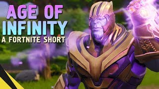 All Against Him: Age of Infinity | A Fortnite Short Film