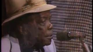 "John Lee Hooker Performing ""Worried Life Blues"" on Mark Naftalin's Blue Monday Party, 1981"