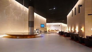 BEST Airport Lounge In The World? Qatar Airways First Class Al Safwa Lounge Detailed Review!