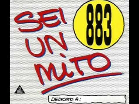 , title : '883- Sei un Mito'