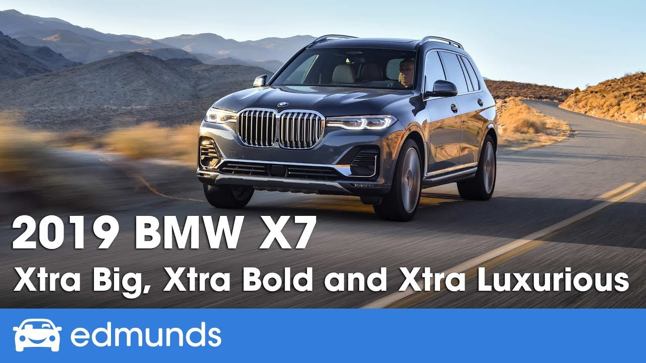 2019 Bmw X7 Suv Pricing Features Ratings And Reviews Edmunds