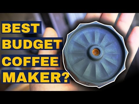 Best Budget Coffee Maker? - Prismo Coffee Filter w/ AeroPress