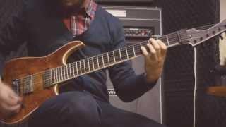 Architects - Broken Cross (Guitar Cover + Tab)