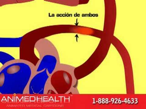 Tabletas cardio hipertensión