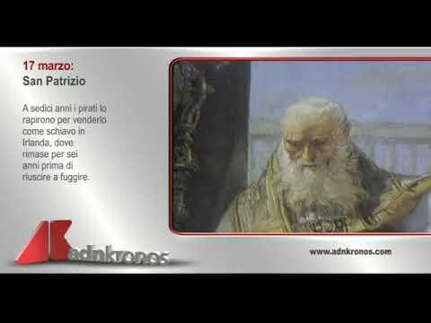 17 MARZO SANTO DEL GIORNO : SAN PATRIZIO