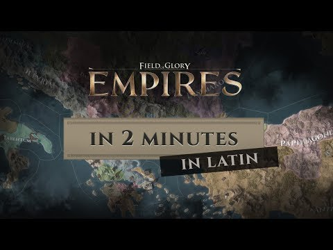 What is Field of Glory Empires in Latin thumbnail