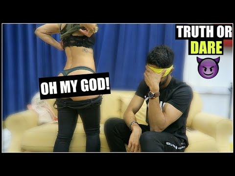 DIRTY TRUTH OR DARE CHALLENGE w/ MODEL!!