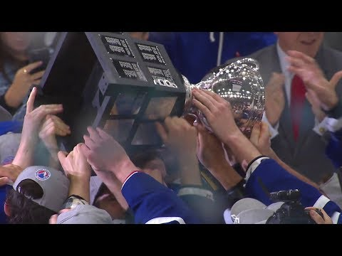 [TOR] Day with the Calder Cup