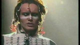 Adam & The Ants Christian D'or, live
